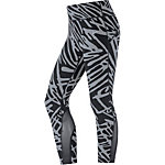 Nike Power Epic Lux Lauftights Damen grau/schwarz