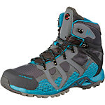 Mammut Comfort High GTX Surround Wanderschuhe Damen grau/blau