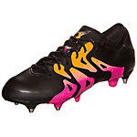 adidas X 15.1 Fußballschuhe Herren schwarz / pink