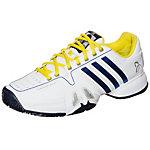 adidas Novak Pro Tennisschuhe Herren weiß / blau / gelb