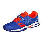 Babolat Propulse All Court Tennisschuhe Kinder blau / rot
