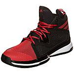adidas Adizero PG Basketballschuhe Herren schwarz / rot / weiß