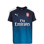 PUMA Arsenal London Stadium Fanshirt Kinder dunkelblau / hellblau