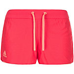adidas Sequentials Core Tennisshorts Damen rot / apricot