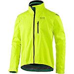 Gore Element GT Fahrradjacke Herren neon gelb