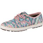CATERPILLAR Fray Sneaker Damen blau/rosa