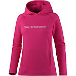 Peak Performance Kate Kapuzenpullover Damen pink