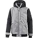 Colour Wear Base Snowboardjacke Herren grau/schwarz