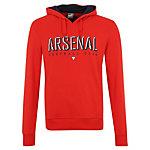 PUMA Arsenal London Fan Hoodie Herren rot