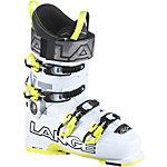LANGE XT 120 Skischuhe Herren weiß/gelb