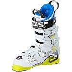 Salomon X Max 120 Skischuhe Herren weiß/gelb
