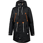 Colour Wear Urban Parka Herren schwarz