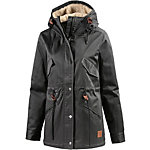 Element Cleo Parka Damen dunkelgrau
