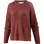 Element Farewell Strickpullover Damen rot