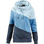 WLD Callile II Sweatshirt Damen hellblau/dunkelblau