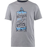 WLD Open Water T-Shirt Herren anthrazit
