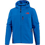 The North Face Nimble Softshelljacke Herren blau