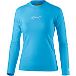 iQ Surf Shirt Damen türkis
