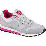 Nike WMNS MD Runner 2 Sneaker Damen grau/pink