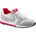 Nike MD Runner 2 Sneaker Herren grau/rot