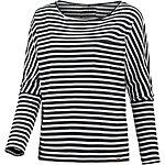 O'NEILL Jack's Base Langarmshirt Damen weiß/schwarz