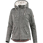Rip Curl Active Heather Polar Strickfleece Damen grau