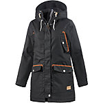 Colour Wear Range Parka Damen schwarz