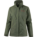VAUDE Escape Light Regenjacke Damen oliv