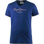 Pepe Jeans New Eggo T-Shirt Herren blau
