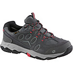 Jack Wolfskin MTN Attack 5 Texapore Low Multifunktionsschuhe Damen grau/rot