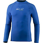 iQ UV-Shirt Herren royal