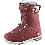 Nitro Snowboards Monarch TLS Snowboard Boots Damen rot