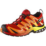 Salomon XA Pro 3D Multifunktionsschuhe Herren rot/orange