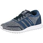 adidas Los Angeles W Sneaker Damen grau / blau