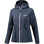 Mountain Hardwear Super Chockstone Softshelljacke Damen grau
