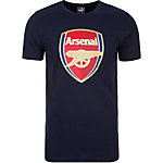 PUMA Arsenal London Fan Fanshirt Herren dunkelblau / rot