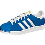 adidas SUPERSTAR Sneaker blau