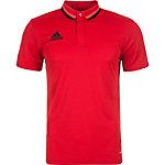 adidas Condivo 16 CL Poloshirt Herren rot / schwarz