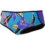 Roxy POLYNESIA DOLPHIN SHORT Bikini Hose Damen blau/türkis/korall