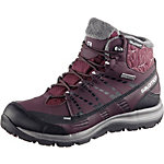 Salomon Kaina CS WP 2 Winterschuhe Damen bordeaux