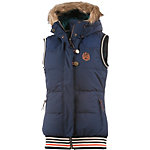 Picture Holly.3 Outdoorweste Damen blau
