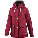 Colour Wear Ida Snowboardjacke Damen weinrot