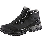 Salomon Shelter Spikes CS WP Winterschuhe Herren schwarz