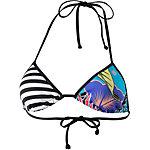 Roxy POLYNESIA TRI Bikini Oberteil Damen bunt