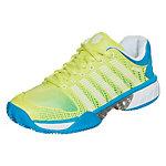K-Swiss Hypercourt Express Tennisschuhe Damen gelb / blau