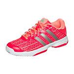adidas Barricade Club Tennisschuhe Kinder pink / rosa / silber