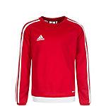 adidas Estro 15 Funktionsshirt Kinder rot / weiß