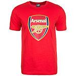 PUMA Arsenal London Fan Fanshirt Herren rot