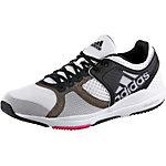 adidas Edge Trainer Cloudfoam Fitnessschuhe Damen weiß/schwarz