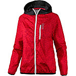 Colour Wear Jewel Windbreaker Damen rot leo